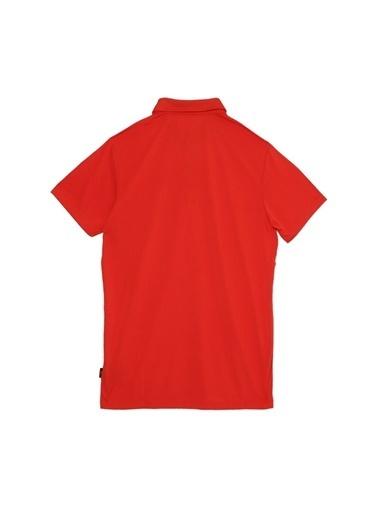 Jack Wolfskin Tişört Kırmızı
